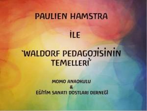 waldorf pedagojisi